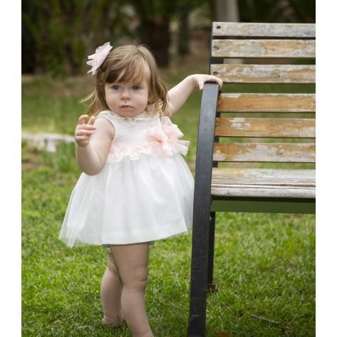 Vestido bebé florencia