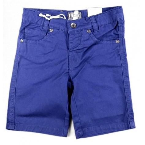 Pantalón vaquero corto navy niño