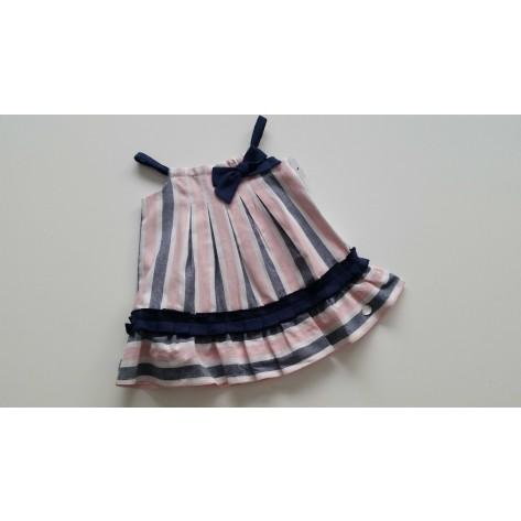 Vestido colección Genova bebé tirantes