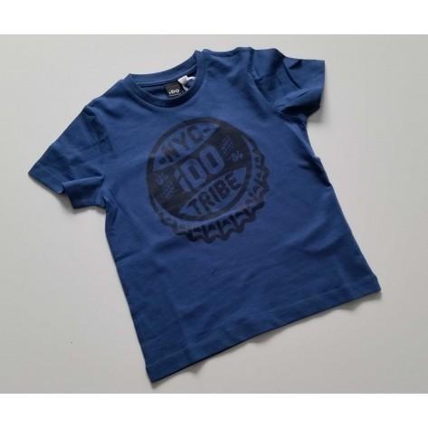 Camiseta manga corta tribe azul
