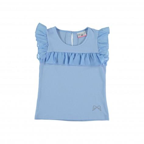 Camiseta saint remy azul