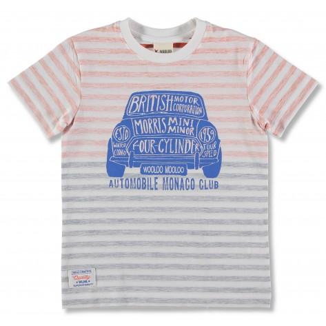 "Camiseta manga corta rayas ""monaco"""