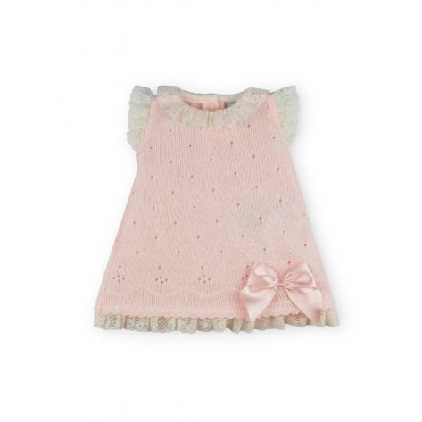 Vestido Amanda rosa