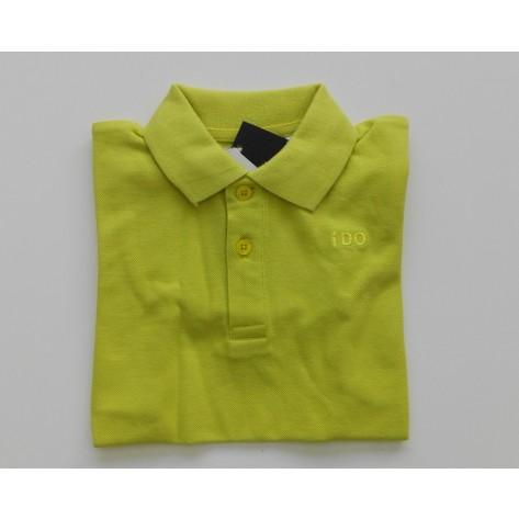 Polo manga corta verde Ido