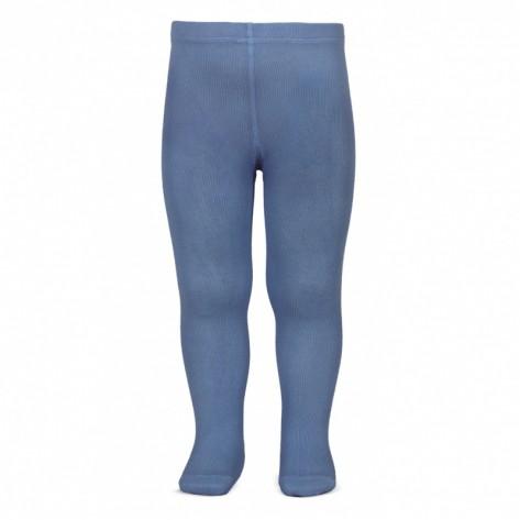 Leotardo liso 449 azul francia