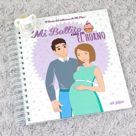 Diario de embarazo - Mi bollito está en el horno