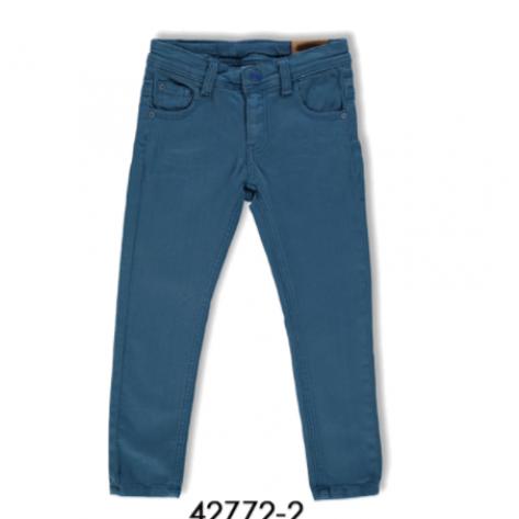 Pantalón vaquero niño azul