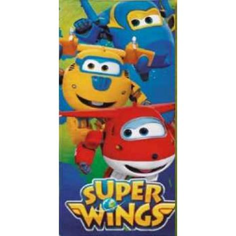 Toalla baño super wings