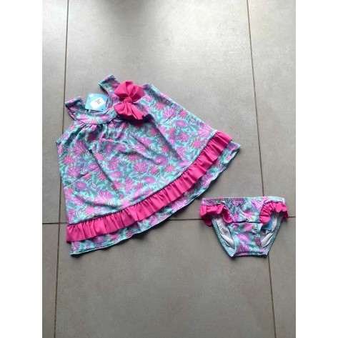 Vestido + braguita bora-bora