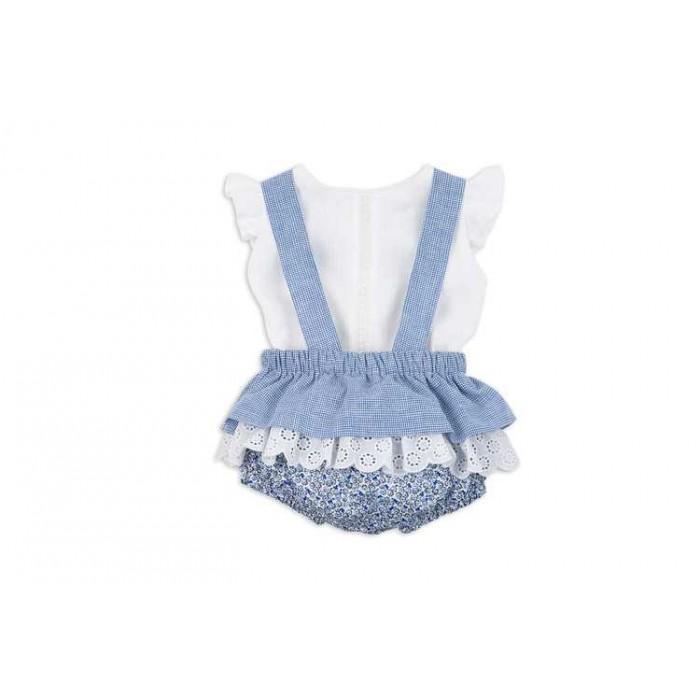 1b7d89a0c Ranita tirantes niña colección azulina - Rochy