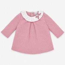 Vestido Nostalgia rosa