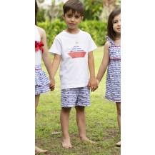 576583e87 Conjuntos bebe para niño y niña - Pitufillos