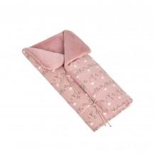 Saco nana dog rosa
