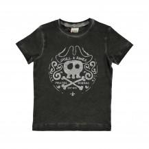 Camiseta pirates negra