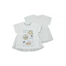 Camiseta cute summer blanca