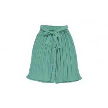 Pantalón culotte menta