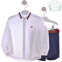 Conjunto camisa + bermuda yoyo