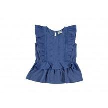 Blusa petit azul