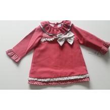Vestido bebé colección Lurex