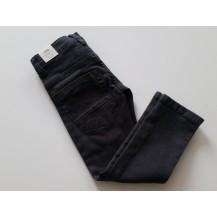 Pantalón largo vaquero gris oscuro