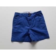 Pantalón corto niño azulón