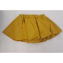 Braguita falda mostaza