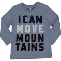 Camiseta Ican azul
