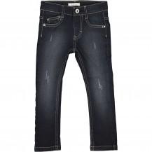 Pantalón vaquero azul pitillo
