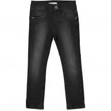 Pantalón vaquero negro pitillo