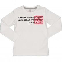 Camiseta exclamación