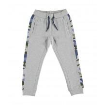 Pantalón chándal gris camuflaje