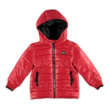 Parka roja mode on
