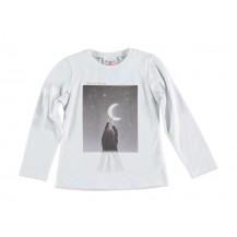 Camiseta luna tull