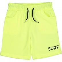Bermuda algodón amarilla surf