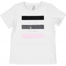 Camiseta lentejuelas you can