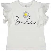 Camiseta smile margarita