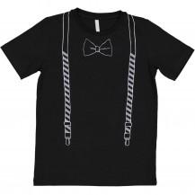 Camiseta negra tirantes