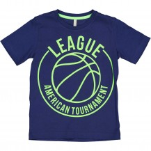 Camiseta league marino