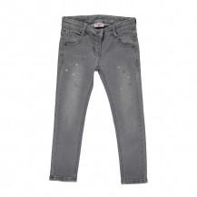 Pantalón vaquero gris estrellas
