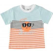 Camiseta bbenjoy rayas