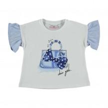 Camiseta chic girl manga
