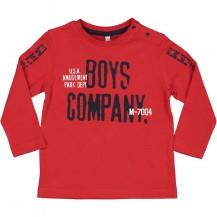 Camiseta boys company rojo