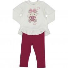 Conjunto leggins oso frambuesa