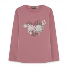 Camiseta eternity rosa