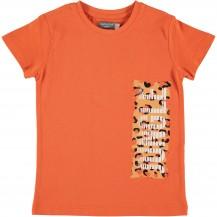 Camiseta side naranja