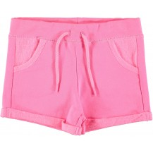 Short bbclass algodón rosa