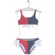 Bikini bicolor estrella