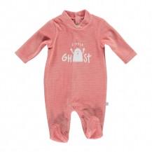 Pijama terciopelo frambuesa
