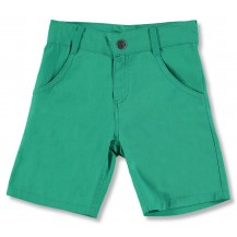 Pantalón vaquero corto verde