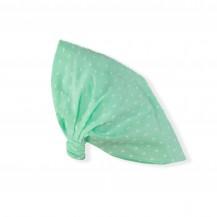 Pañoleta verde agua plumeti